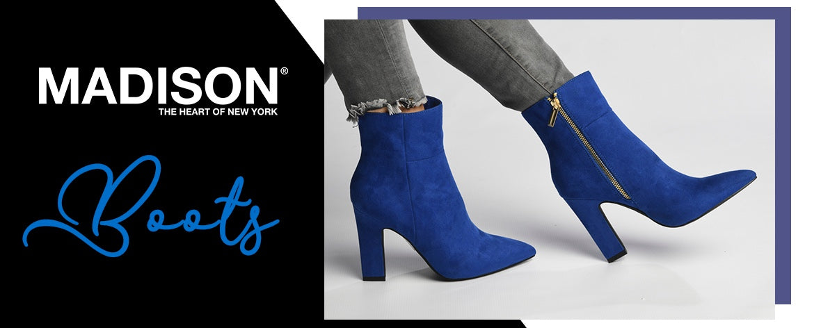 261fe36adc7 Boots – Madison Heart of New York