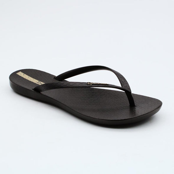 Ipanema Women's Wave Thong Sandals - Black