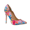 Isabel Rainbow Court Heels-Madison Heart of New York