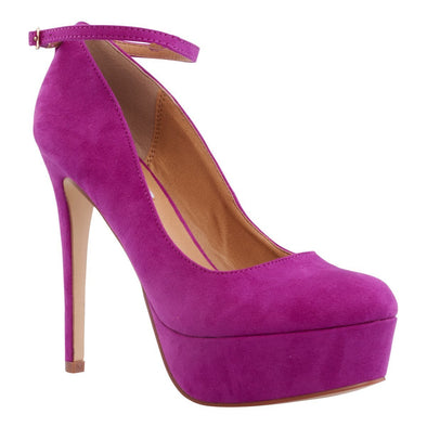 Madison Layla Fuchsia Platforms