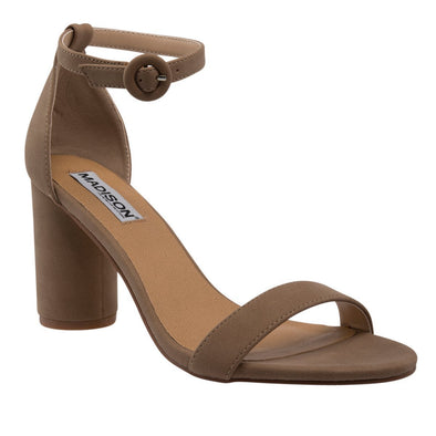 Madison Albany Nude Sandals