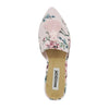 Madison Caridee Blush Print Slip On Flats