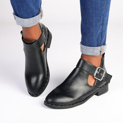 Madison Kendra Boot - Black