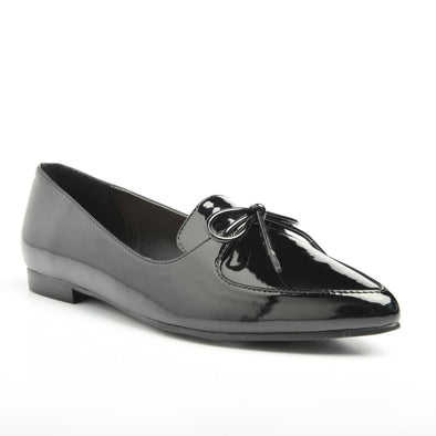 Madison Kerry Black Flats