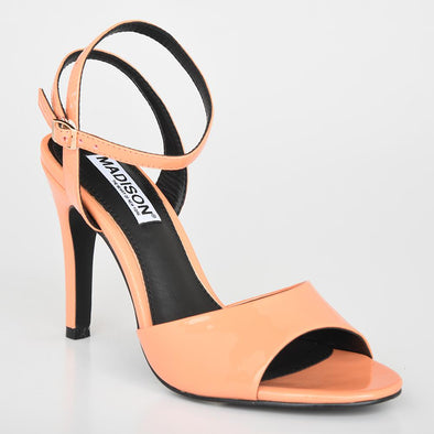 Madison Khani Peach Sandal
