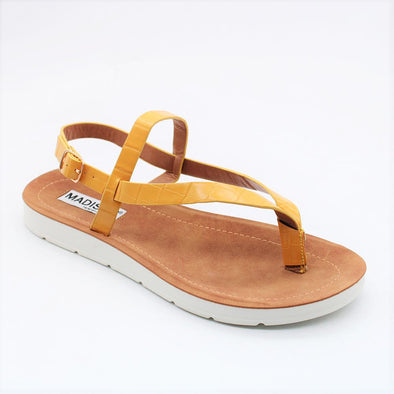 Madison Maliah Yellow Sandal