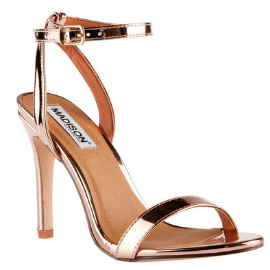Madison Sandi Rose Gold Sandals