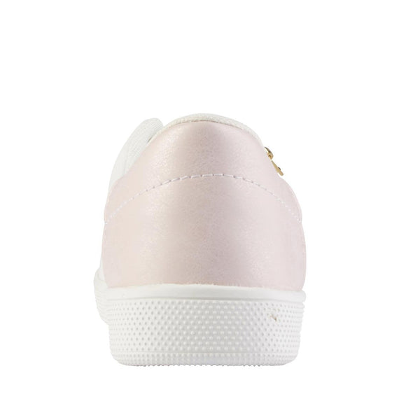 Madison Toni White/Blush Sneakers