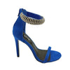 MHNY by Madison Maria Cobalt Blue High Heels-Madison Heart of New York
