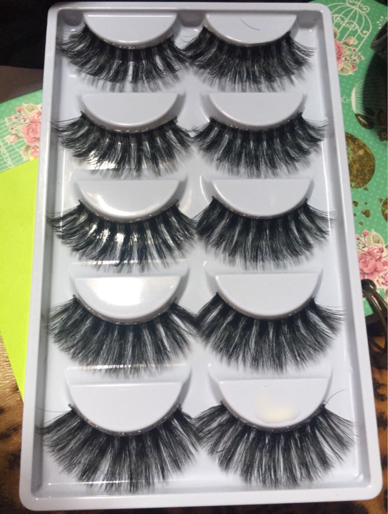 Extra Fluffy Thick Wispies (Pack of 5)