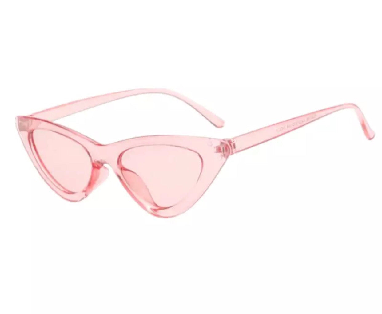 Clout Glasses- Pink