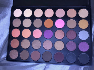 The W Palette