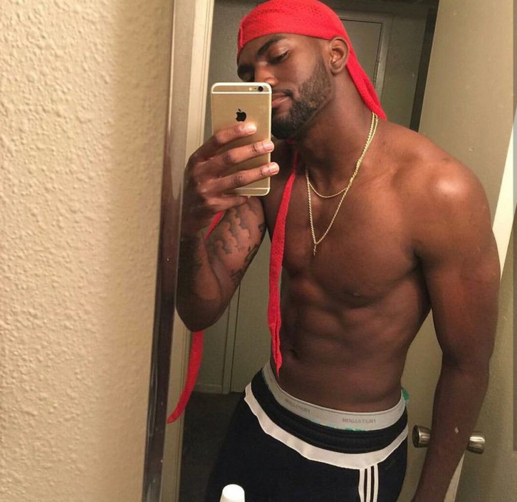 Silk Durag- Ruby Red
