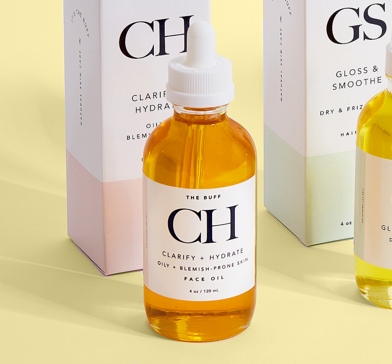 Clarify + Hydrate Facial Oil