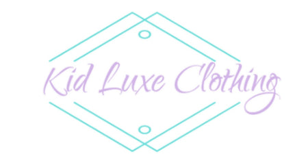 Kid Luxe Clothing