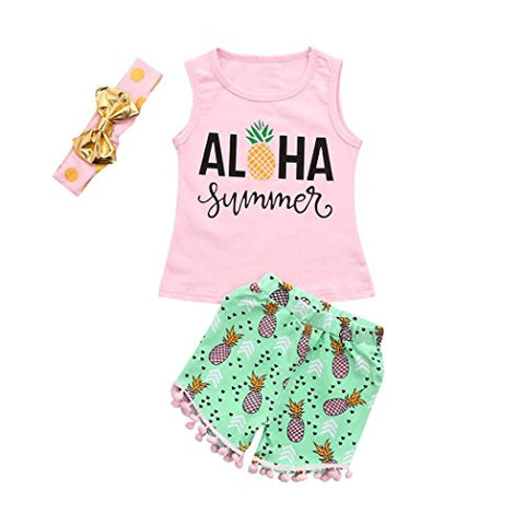 Aloha Summer 3pc Set