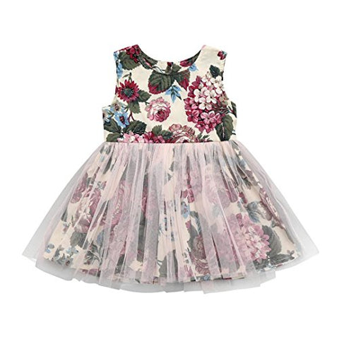 Spring Into Summer Daze Tutu Dress