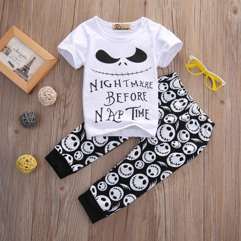 Nightmare Before Nap Time 2pc Set