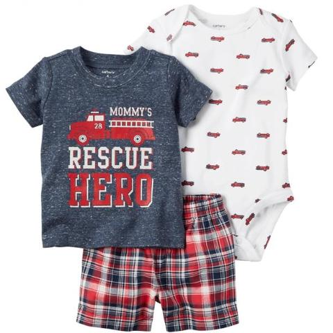 Rescue Hero 3pc Set