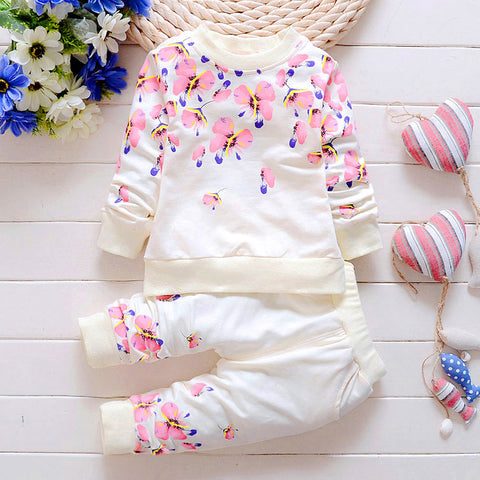 Fashion 2pc Set-Flower (LIMITED QUANTITY! SHOP NOW BEFORE ITS GONE)