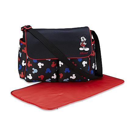 Disney Mickey Mouse Infant's Diaper Bag Set - Silhouettes