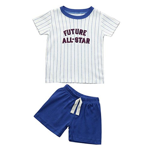 Summer Daze Boy Short Sets (Assorted Designs)