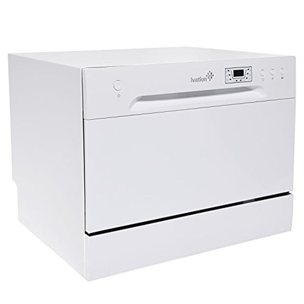 Portable Dishwasher With 6 Place Setting Ivation Products