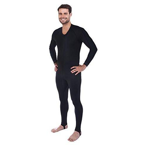 Ivation Ivation Men's Full Body Wetsuit Sport Skin