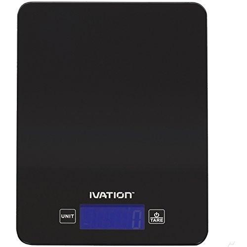 Ivation Digital Scale For Kitchen, Food, Postal Or Jewelry