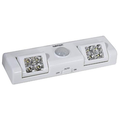 Ivation 8 LED Automatic Motion