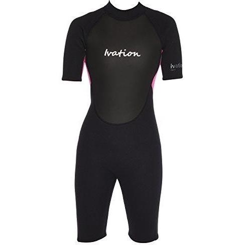 Ivation Ivation Neoprene 3mm Short Wetsuit for Adults