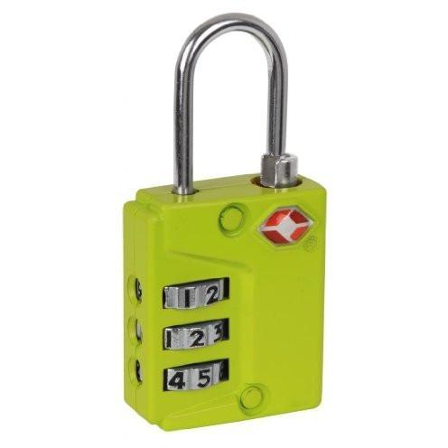Ivation Ivation Luggage lock, Three Dial TSA Approved Combination