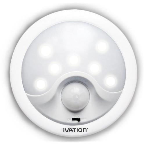 Ivation Ivation 8-LED Automatic Motion-sensing Night Light