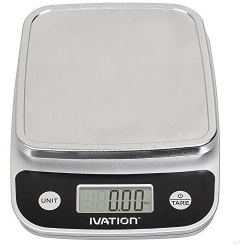 Ivation Digital Kitchen Food Scale