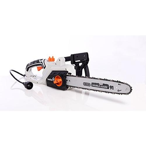 Ivation Ivation 16 Inch 15.0 Amp Electric Chainsaw w/ Auto Oiling