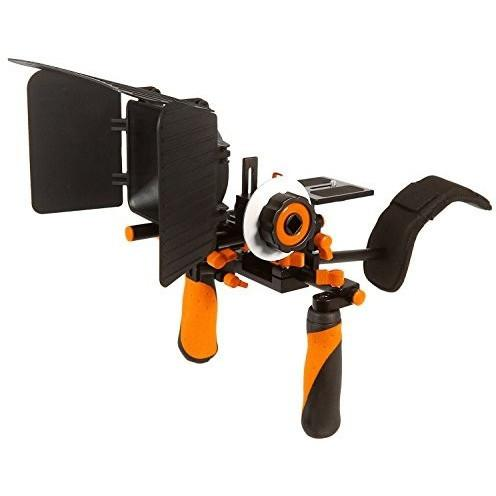 Ivation Pro Steady DSLR Complete Movie Rig