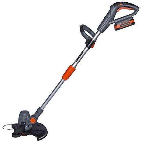 Ivation 20V Cordless String Trimmer & Edger