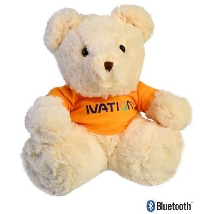 Ivation Ivation Wireless Bluetooth Cozy Teddy Bear Speaker