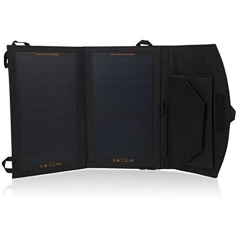 Ivation Portable Foldable Solar Charging Panel