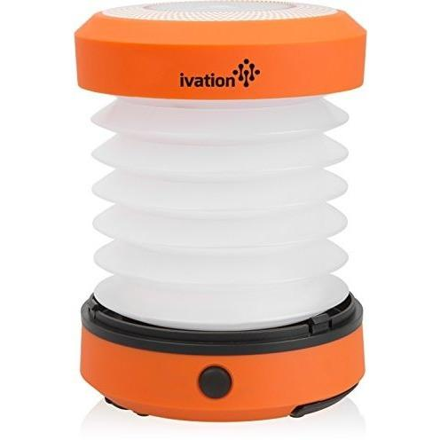 Ivation Ivation LED Camping Lantern Collapsible & Rainproof