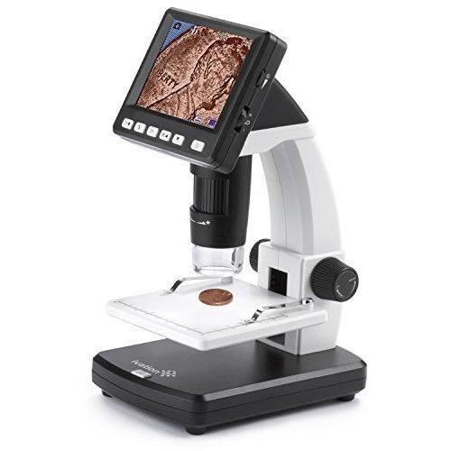 Ivation Ivation Portable Digital HD LCD Microscope
