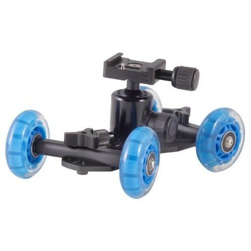 Ivation Pro Mini Tabletop Mute Dolly Cart