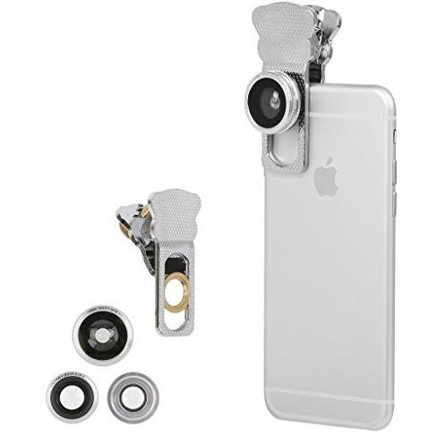 Ivation Camera Lens Kit For iPhones & All Smartphones