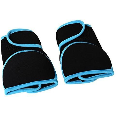 Ivation Weighted Fitness Gloves 1 Lb. Each Glove