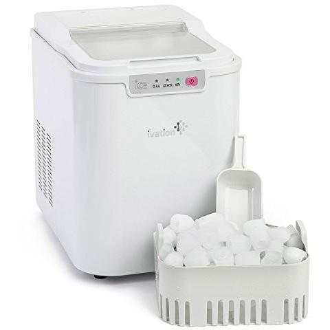Ivation Ivation Portable Compact High Capacity Household Ice Maker