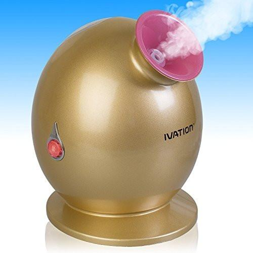 Ivation Ivation Mini Facial Steamer for Use w/Essential Oils and Aromatherapy