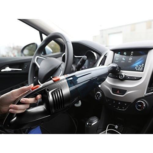Ivation Ivation Handheld Wet/Dry Car Vacuum Cleaner