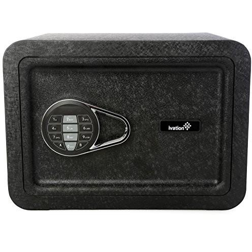Ivation Electronic Home And Office Safe w/ Keypad