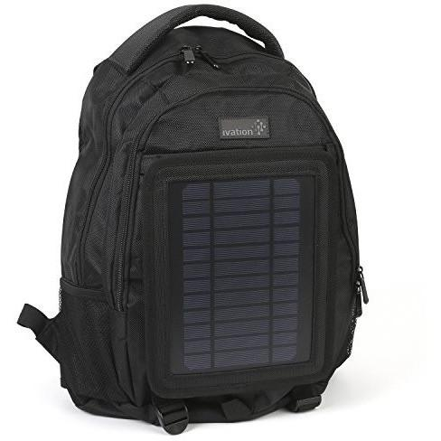 Ivation Ivation 3W Solar Backpack