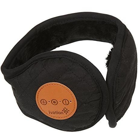 Ivation Bluetooth Wireless Headset Earmuffs/Ear Warmers